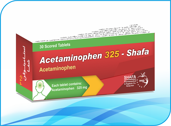 Acetaminophen 325