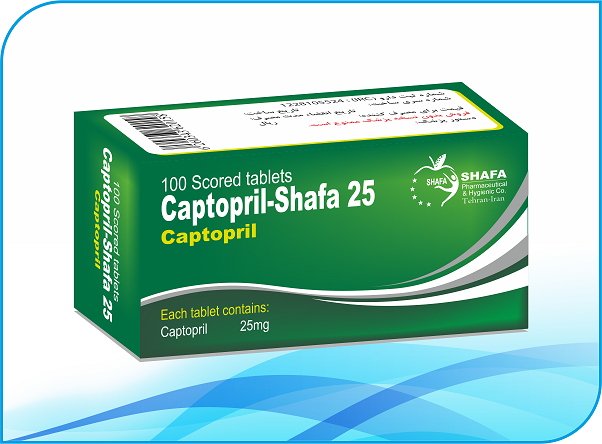 Captopril 25